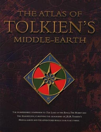 The Atlas of Tolkien's Middle-earth (026110277X) by Karen Wynn Fonstad