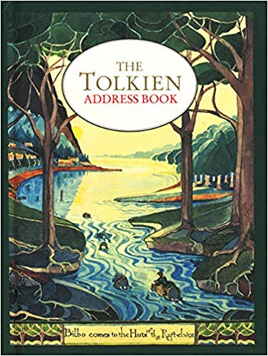 9780261102781: Tolkien Address Book