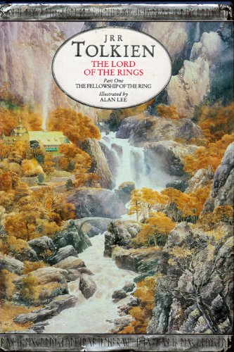 9780261102927: Lord of the Rings: The Fellowship of the Ring, Vol. 1
