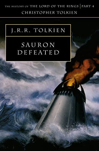 9780261103054: Sauron Defeated (The History of Middle-earth, Book 9)