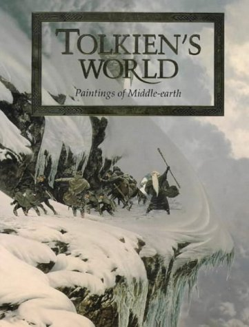9780261103078: Tolkien's World: Paintings of Middle-Earth