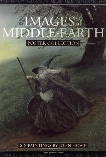9780261103108: Images of Middle-earth: Poster Collection