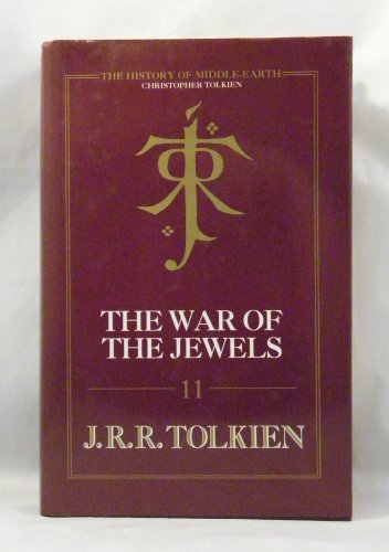 9780261103146: The War of the Jewels: The Later Silmarillion, Part Two (The History of Middle-Earth, Vol. 11)