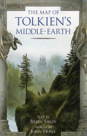 9780261103184: The Map of Tolkien's Middle Earth
