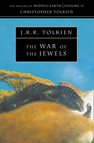 9780261103245: The War of the Jewels (The History of Middle-earth, Book 11)