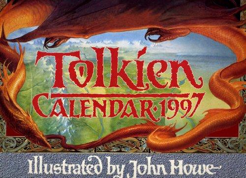 9780261103368: Tolkien Calendar 1997