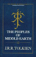 9780261103375: The History of Middle-earth (12) - The Peoples of Middle-earth