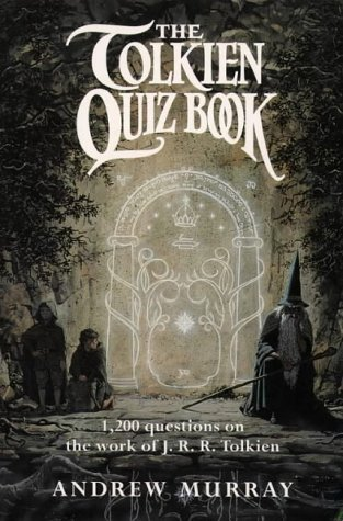 9780261103467: The Tolkien quiz book