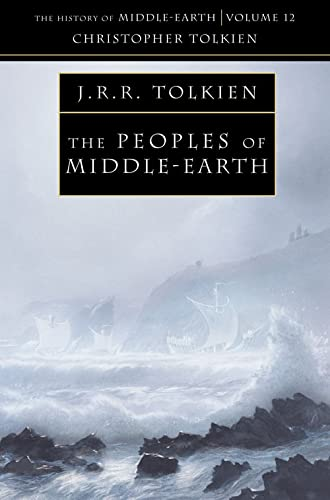 9780261103481: The Peoples of Middle-earth (The History of Middle-earth)