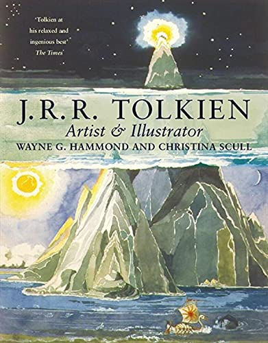 9780261103603: J. R. R. Tolkien: Artist and Illustrator
