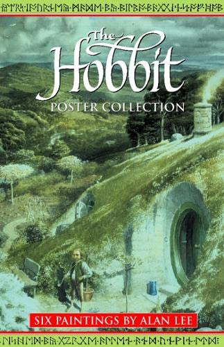 9780261103610: The Hobbit Poster Collection: Six Paintings by Alan Lee