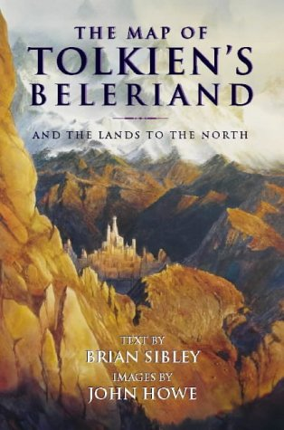 9780261103726: The Map of Tolkien's Beleriand: and the Lands to the North