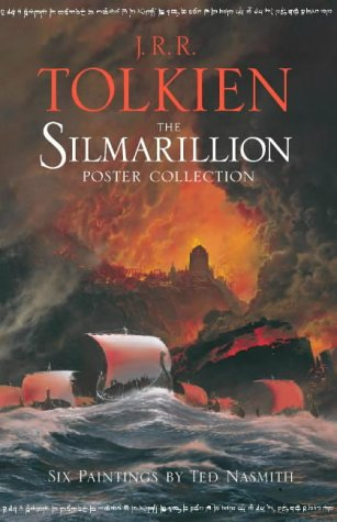 The Silmarillion Poster Collection: Six Paintings by Ted Nasmith: Nasmith, Ted