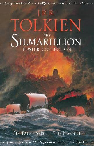 9780261103764: The Silmarillion Poster Collection: Six Paintings by Ted Nasmith