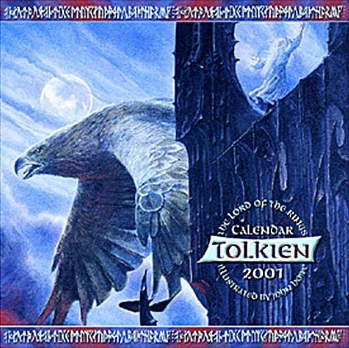 9780261103795: Tolkien Calendar 2001: The Lord of the Rings
