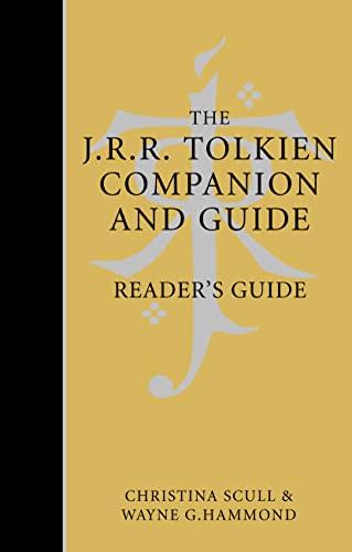 The J. R. R. Tolkien Companion and: Wayne G. Hammond