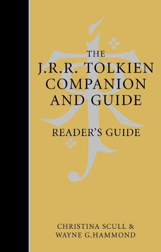 9780261103818: The J.R.R. Tolkien Companion and Guide, Vol. 1: Chronology
