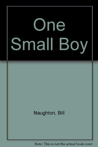 9780261617063: One Small Boy