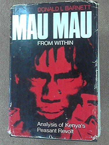 9780261629431: Mau Mau from within