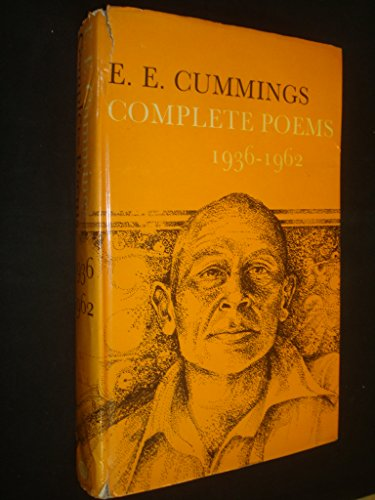 Complete Poems, 1936-62: Cummings, E. E.