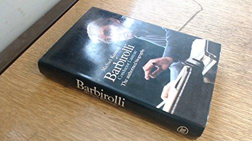 9780261633360: Barbirolli