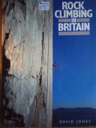 9780261660304: Rock climbing in Britain