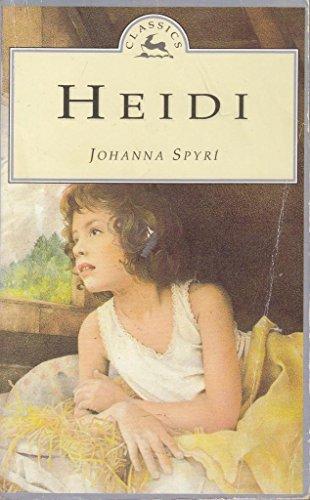 Heidi: Spyri, Johanna
