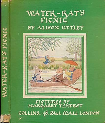 9780261665316: Water Rats Picnic