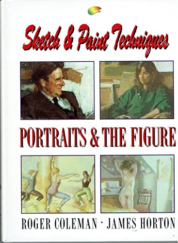 Portraits and Figures (Sketch and Paint) (Sketch & paint): Roger Coleman