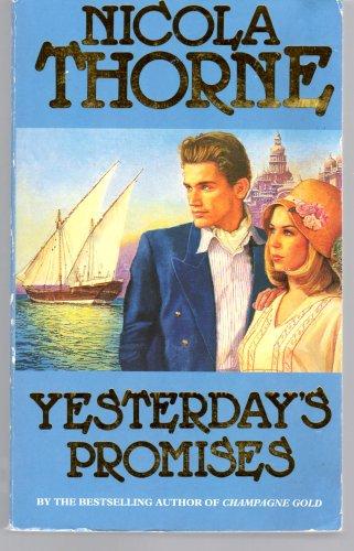 9780261667075: Yesterday's Promises