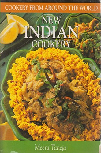 9780261668683: New Indian Cookery
