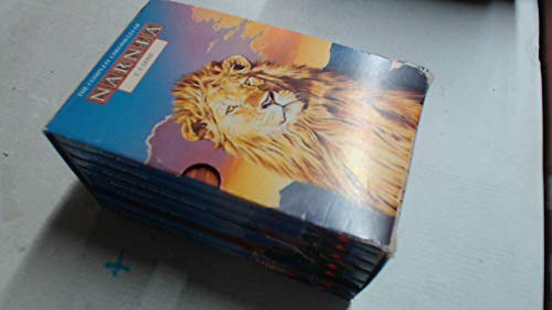 9780261670457: Complete Chronicles of Narnia