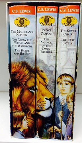9780261670976: The Complete Chronicles of Narnia