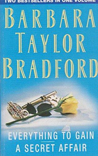 Xbtb Duo Everything Secret Aus: Barbara Taylor Bradford