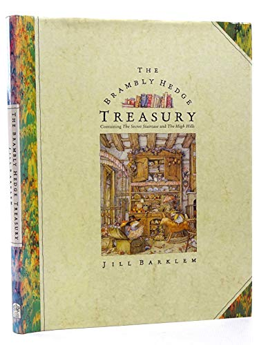 9780261672079: The Brambly Hedge Treasury