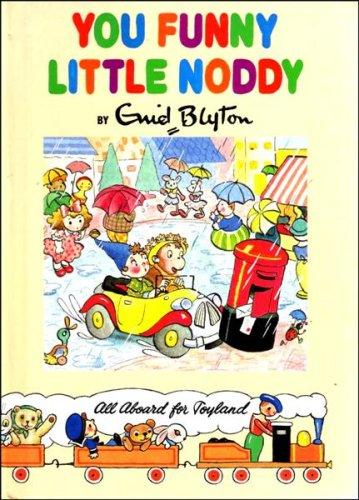 9780261672437: You Funny Little Noddy