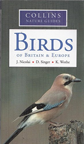9780261674028: Birds of Britain and Europe (Collins Nature Guides)