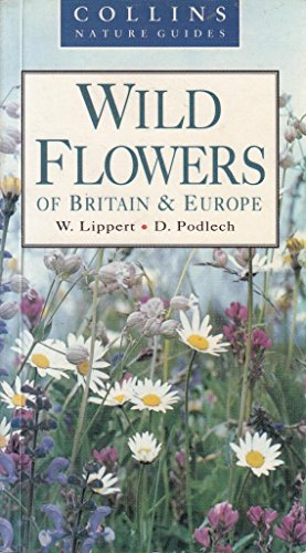 9780261674035: Wild Flowers of Britain and Europe