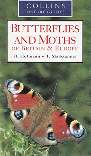 9780261674042: BUTTERFLIES AND MOTHS OF BRITAIN AND EUROPE