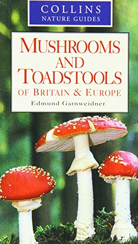 9780261674066: Mushrooms And Toadstools Of Britain & Europe