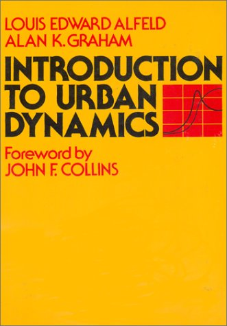9780262010542: Introduction to Urban Dynamics
