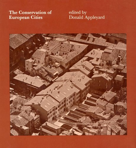 9780262010573: Conservation of European Cities