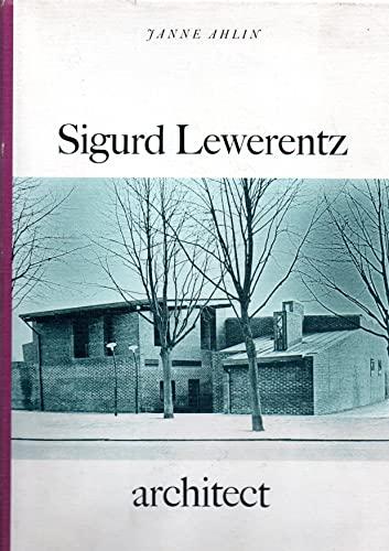 9780262010955: Sigurd Lewerentz, Architect