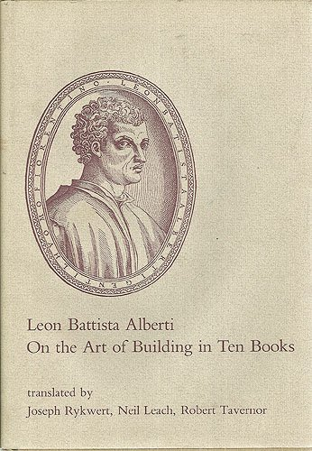 9780262010993: On the Art of Building in Ten Books (English and Italian Edition)