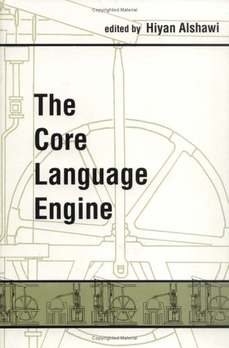 9780262011266: The Core Language Engine (ACL-MIT Series in Natural Language Processing)