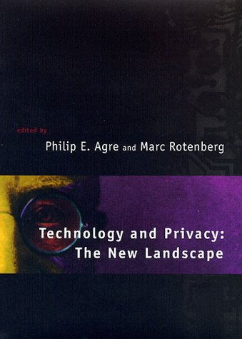 9780262011624: Technology and Privacy: The New Landscape
