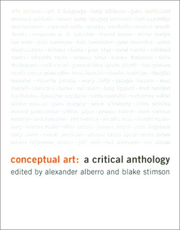 9780262011730: Conceptual Art: A Critical Anthology