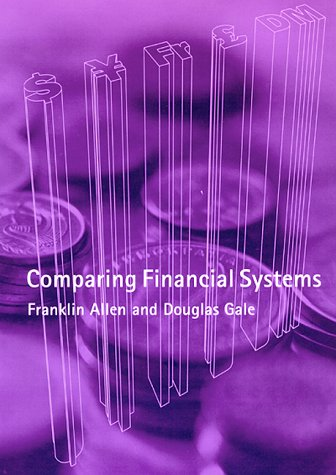 9780262011778: Comparing Financial Systems
