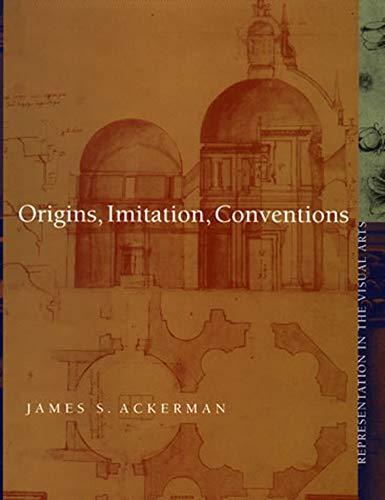 9780262011860: Origins, Imitation, Conventions: Representation in the Visual Arts