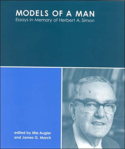 9780262012089: Models of a Man: Essays in Memory of Herbert A. Simon (MIT Press)